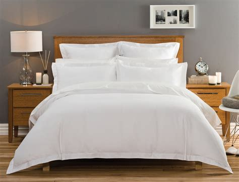 Metro White Quilt Cover  Bed Bath N' Table