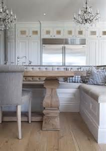 built in dining banquette transitional dining room hayburn and co