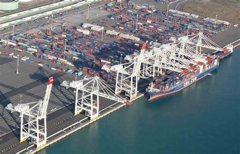 le port du havre 224 la rencontre de l afrique du sud mer et marine