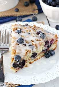 Blueberry Streusel Coffee Cake - Life Love and Sugar