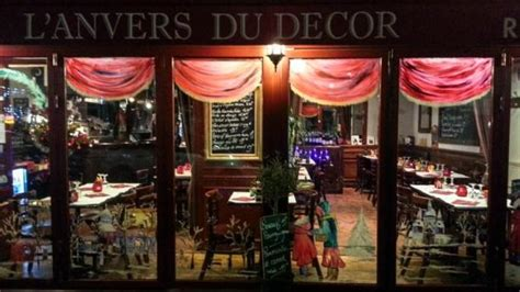 restaurant l anvers du d 233 cor 224 montmartre pigalle georges menu avis prix et