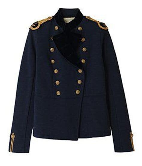 veste d officier pour femme bleu marine boutons dor 233 s ralph ralph