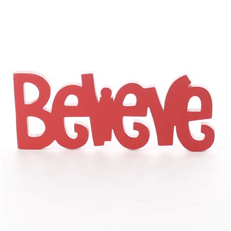 """Bright Red Wooden """"believe"""" Sign  Wood Cutouts. How To Get Rid Of Buttocks Acne. Best Online Stock Trading Sites. Learn Medical Billing Free Student Debt Loan. What Does It Take To Be A Dental Hygienist. California C Corporation Us Wealth Management. Rheumatoid Arthritis Labs Restuarants Near Me. Degree Security Management Movers In Oakland. Stainless Steel Shelving Units Kitchen"""