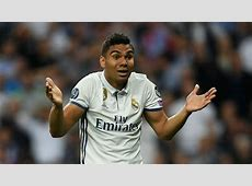 Casemiro used to handling pressure as Real Madrid hunt double