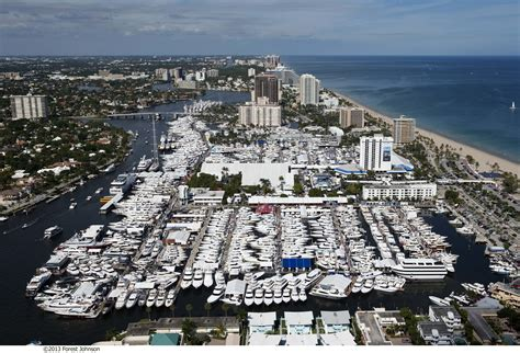 What Is The Biggest Boat Show In The World by Fort Lauderdale Boat Show The Biggest In Water Boat Show