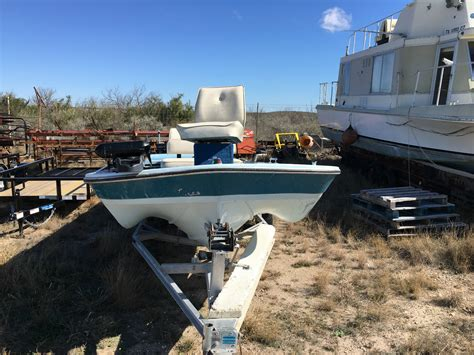 Bass Boats For Sale In Del Rio Texas by Falcon Tri Hull Bass Boat Boat For Sale From Usa