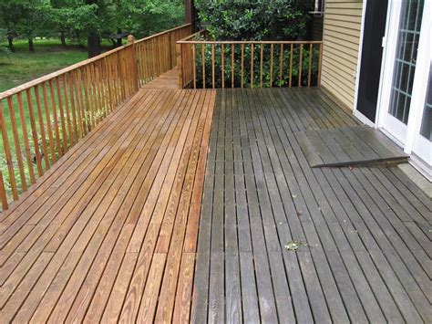 deck and fence cleaning bluegrass power washing