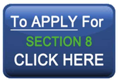 apply for section 8 county housing authority