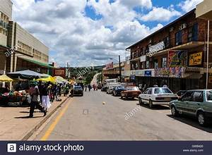 Manzini is the nation's second largest city and main ...