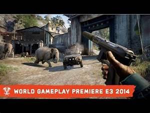 Far Cry 4 World Gameplay Premiere - Walkthrough E3 2014 ...