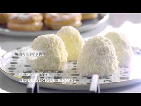 les desserts de bernard ba quot en septembre quot