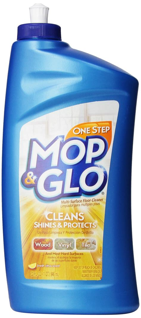mop glo multi surface floor cleaner 32 ounce pack of