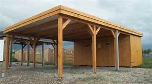 Welches Holz Für Carport : carport holz holzcarport ratgeber ~ Markanthonyermac.com Haus und Dekorationen