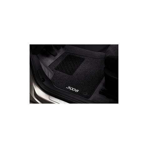 jeu de tapis moquette peugeot 5008 pi 232 ces et accessoires peugeot