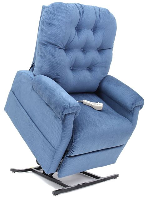 electric lift chair recliner lc 200 navy with inside delivery assembly
