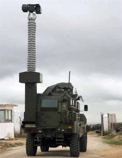 Defensa enviará torres móviles con cámaras térmicas y