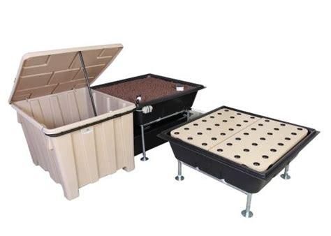 Sanctuary Ls Aquaponics Kit. Media Bed, Floating