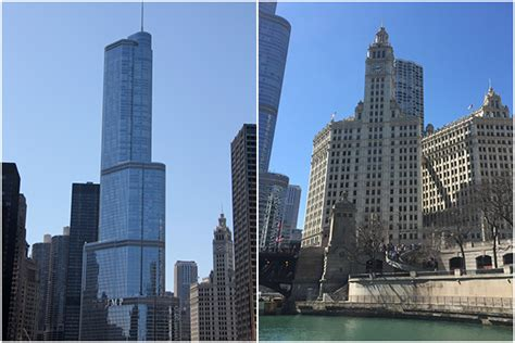 Architecture Boat Tour Chicago Trump Tower by Up Close And Personal On Wendella S Chicago Architecture Tour