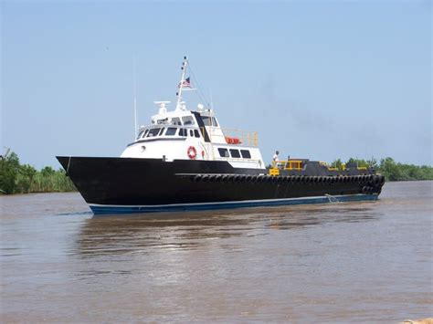 Offshore Crew Boats For Sale by Workboats Supply Boats Crew Boats For Sale Sun Machinery