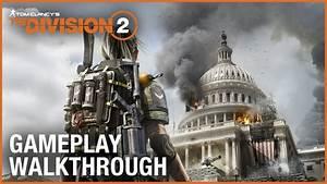Tom Clancy's The Division 2: E3 2018 World Premiere ...