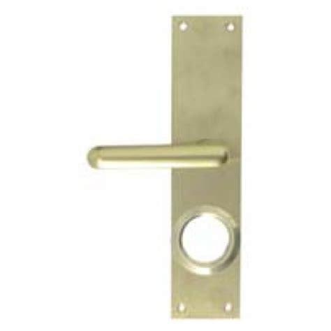 plaque de porte pali 232 re pour serrures 3 points cavith iseo bricozor
