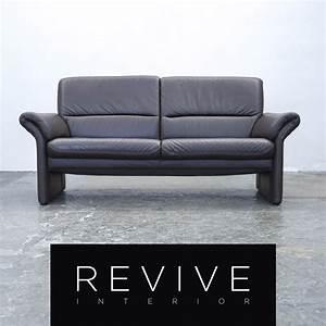 Couch Braun Leder : designer leder sofa braun zweisitzer couch modern echtleder 3990 revive interior ~ Markanthonyermac.com Haus und Dekorationen