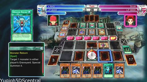 yugioh 5ds decade duels plus gate guardian deck gameplay