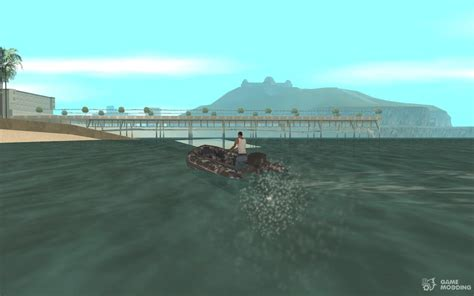 Inflatable Boats Gta by Inflatable Zodiac For Gta San Andreas