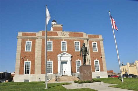 Historic Jackson County Truman Courthouse/truman Courtroom