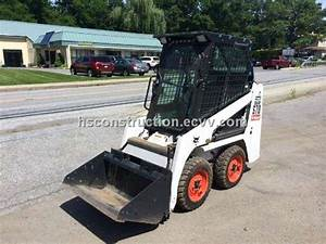 Used Bobcat Skid Steer Loader/Mini Skid Steer Loader ...