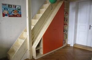 Treppe Zum Dachboden Einbauen : hochbett im kinderzimmer dein tischler in leipzig dein tischler in leipzig ~ Markanthonyermac.com Haus und Dekorationen