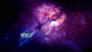 Purple Nebula HD | Cool Wallpapers