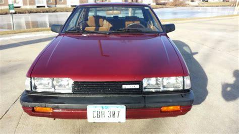 1985 Mazda 626 Lx 20 Coupe