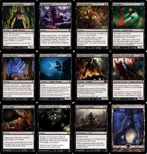 mtg realm deck ideas wwk vires