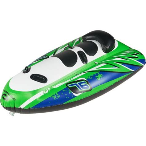Boat Tubes Academy by O Rageous 174 H20 Runner 76 Quot Towable Academy