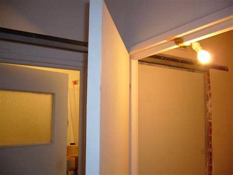 creer une porte coulissante photos de conception de maison agaroth