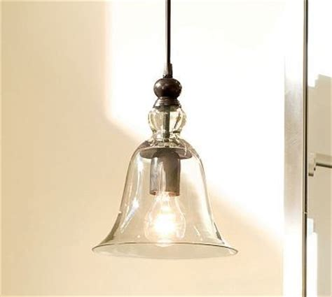 rustic glass pendant pottery barn pendant lighting by pottery barn