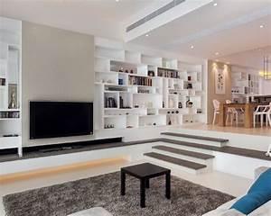 空间加减法 20个下沉式客厅设计 - 家居装修知识网