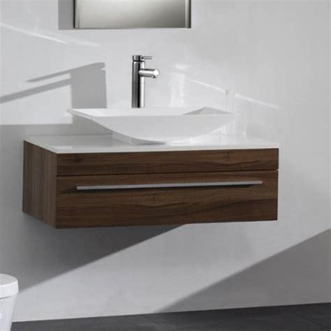 meubles salle de bain design avec vasque a poser pas cher deco salle de bain design