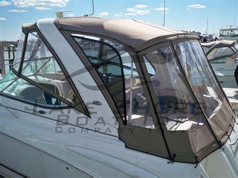 Sea Ray Boat Tops by Tops Enclosures Lake Shore Boat Top Company Inc