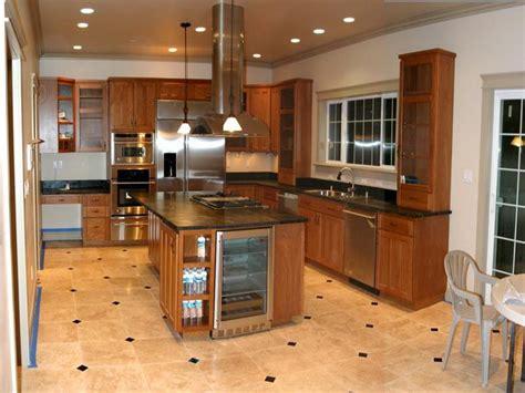 Modern Kitchen Floor Tile Colors Ideas Kitchen