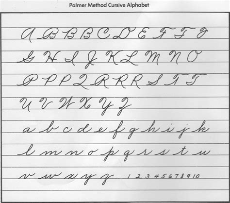 Cursive Writing Old English Cursive Handwriting  Hints And Echoes  Plan It On Paper Best