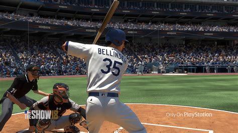 New MLB The Show 18 Screenshots  Operation Sports