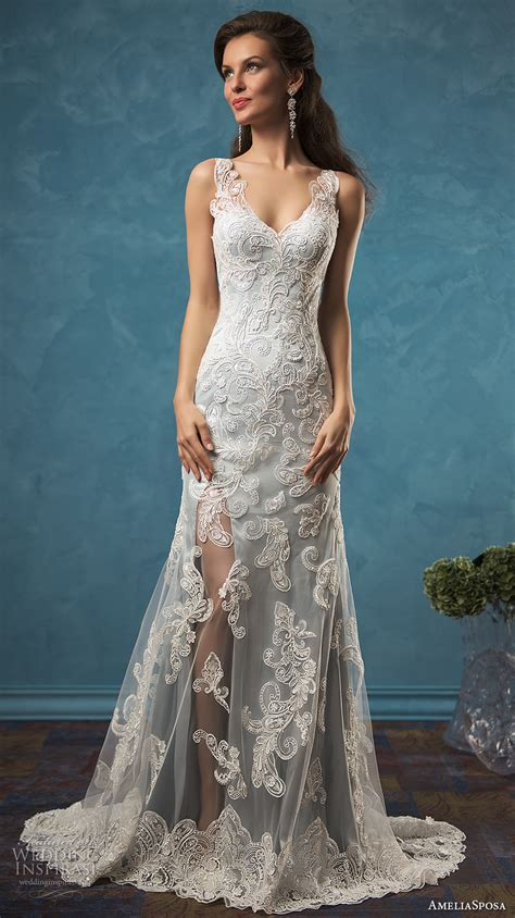 Amelia Sposa 2017 Wedding Dresses  Wedding Inspirasi. Wedding Dresses Plus Size Uk Cheap. Are Tulle Wedding Dresses Popular. Unique Wedding Dresses Nottingham. Blush Wedding Dress Etsy. Ball Gown And Mermaid Wedding Dresses. Long Sleeve Wedding Dresses Edmonton. Princess Wedding Dresses Plus Size Uk. Ivory Wedding Dress White Linens
