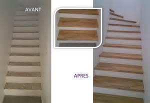 habillage marches sur escalier b 233 ton vente d escaliers et gardes corps en bois pays basque