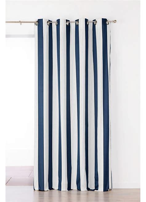 rideau en jacquard 224 rayures verticales gris homemaison vente en ligne rideaux