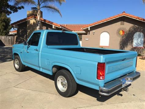 F150 Bed Mat by 1983 Ford F150
