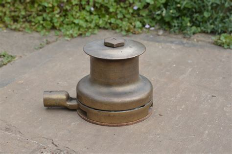 Old Boat Winch by Vintage Bronze Winch Old Yacht Boat Winch Manual Classic