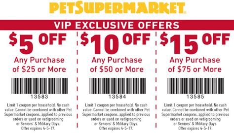 pet supermarket coupons 2017 august printable coupons 2017