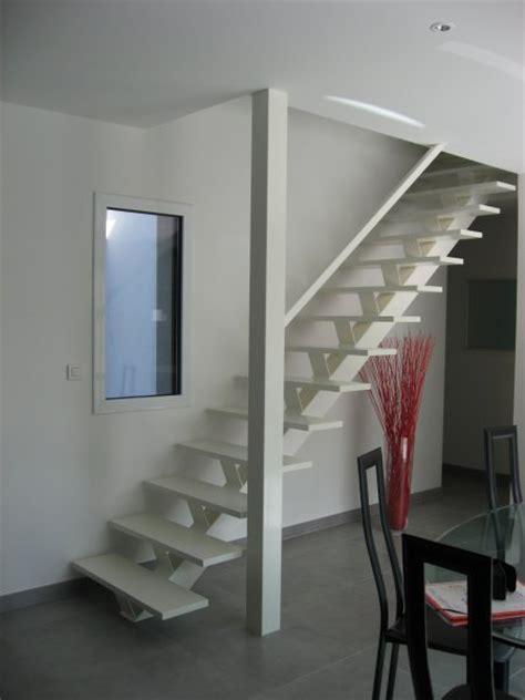escalier bois verre m 233 tal